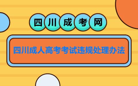 四川成人高考考试